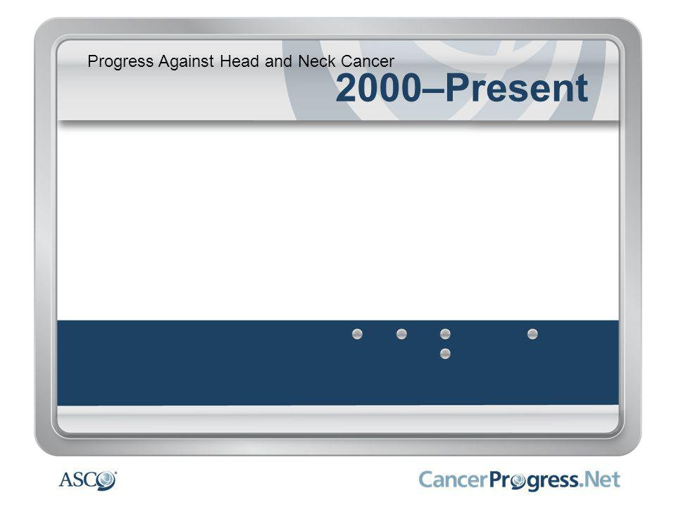 Progress Against Head and Neck Cancer 2000–Present