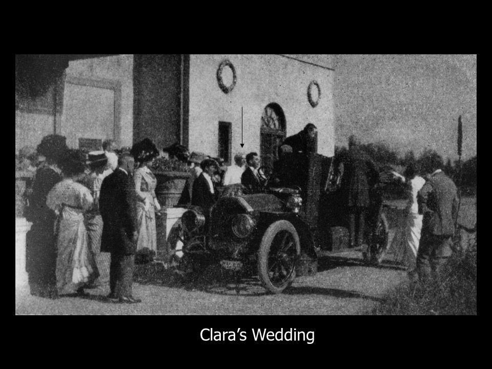 Claras Wedding