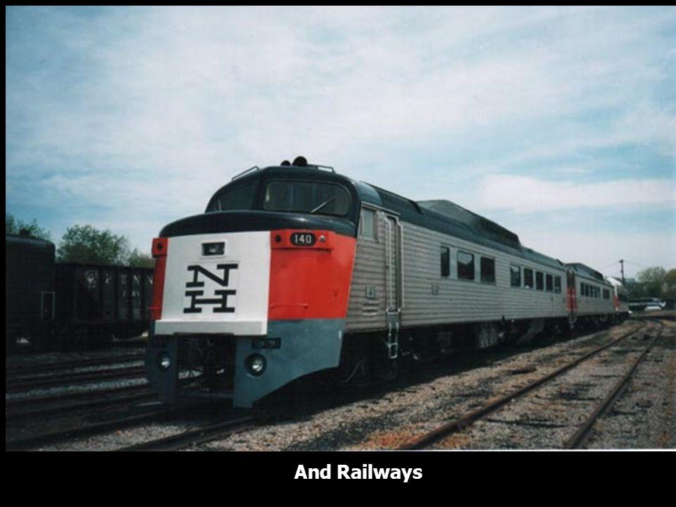 And Railways