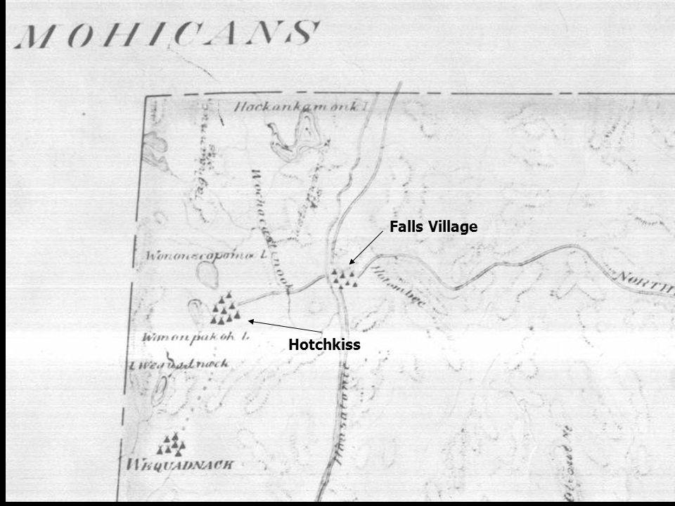 Hotchkiss Falls Village
