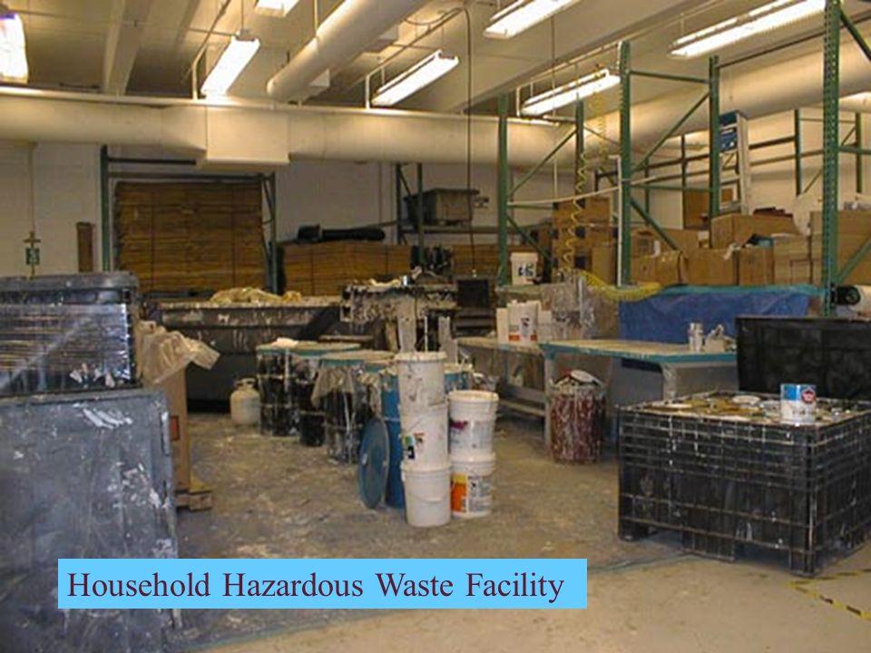 Household Hazardous Waste Facility