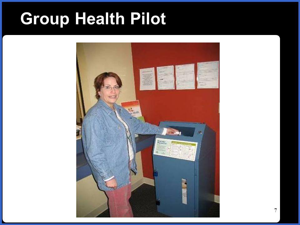 name 7 Group Health Pilot