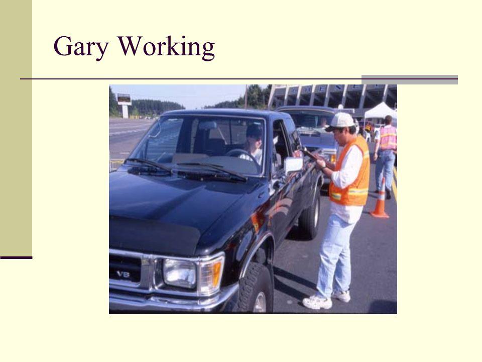 Gary Working