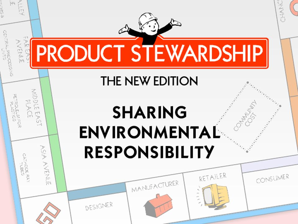 The Case for Product Stewardship