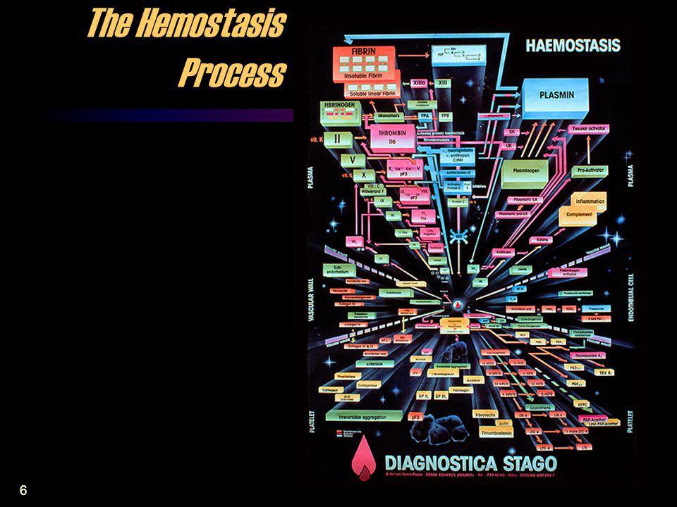 6 The Hemostasis Process