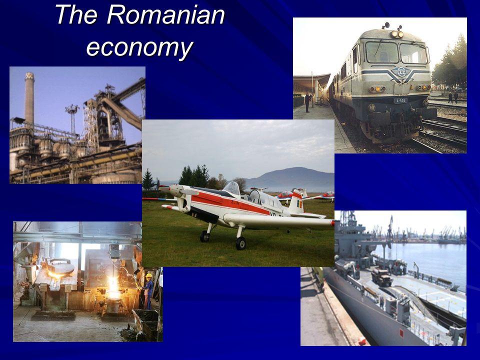The Romanian economy
