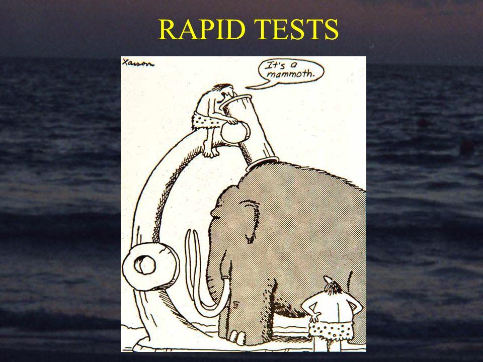 RAPID TESTS