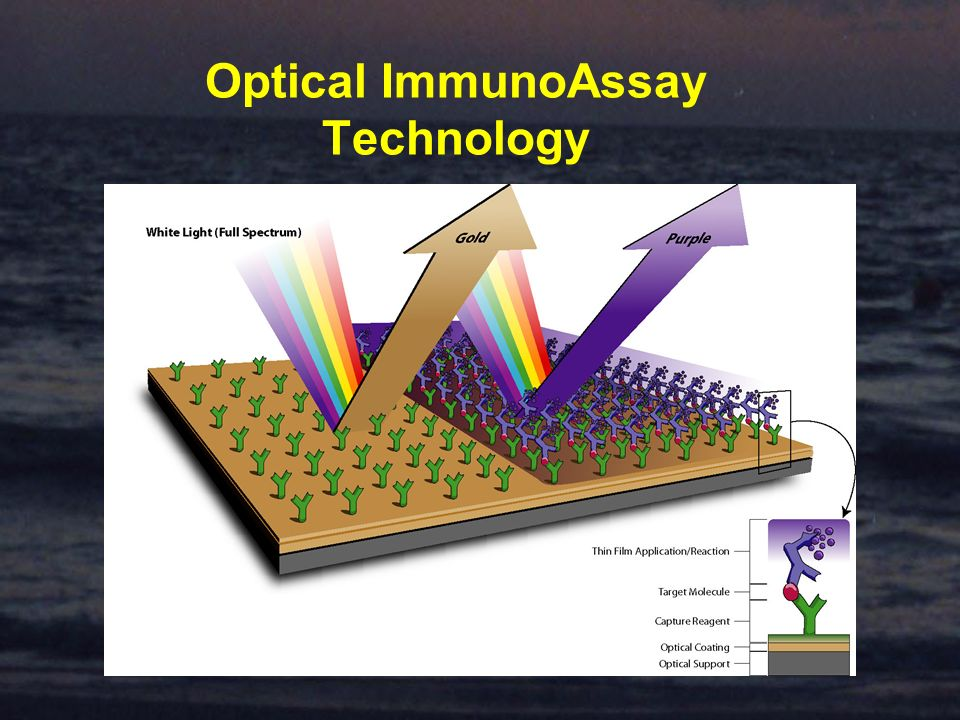 Optical ImmunoAssay Technology