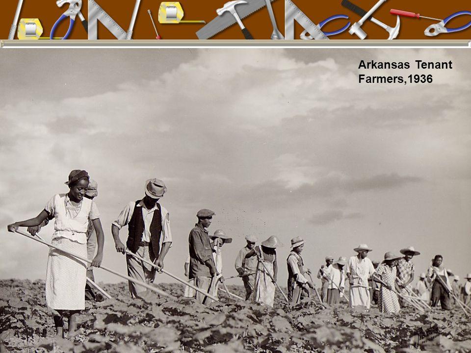 Arkansas Tenant Farmers,1936