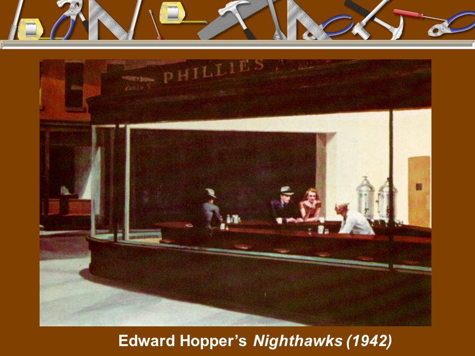 Edward Hoppers Nighthawks (1942)