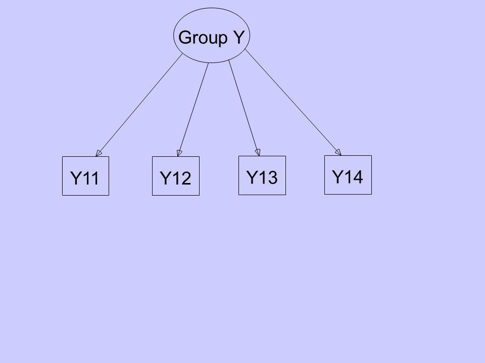 Y11Y12 Y13 Y14 Group Y