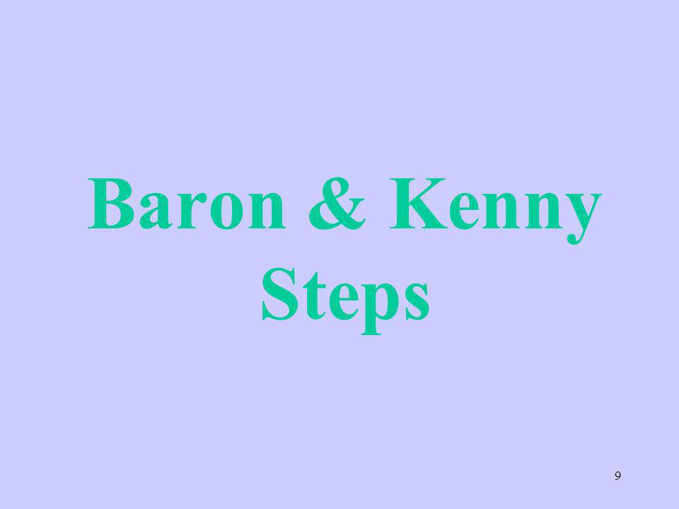 Baron & Kenny Steps 9
