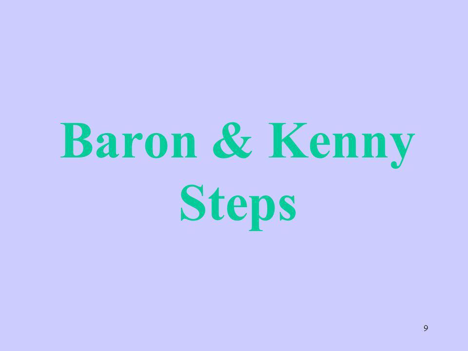 Baron & Kenny Steps 9