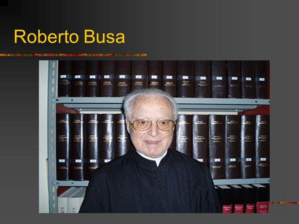 Roberto Busa