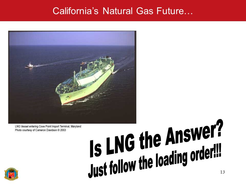 13 Californias Natural Gas Future…