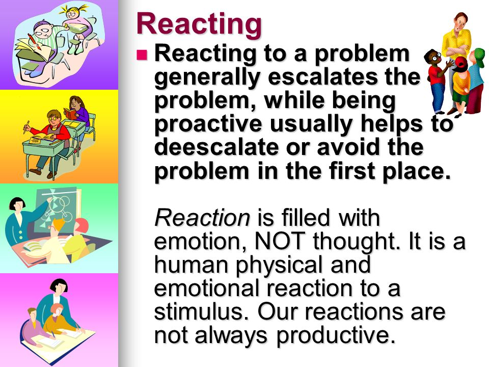 Behavior Implications for the Classroom There is always a reason for what is occurring. There is always a goal behind every behavior: Attention, Power