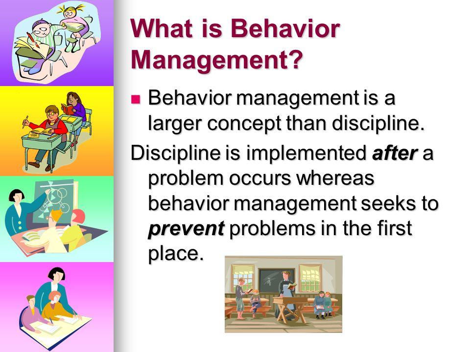 Behavior Management Nip it in the bud! Developed for Jefferson County Schools from Middle School Diaries by Ellen Berg, Turner Middle School, St. Loui
