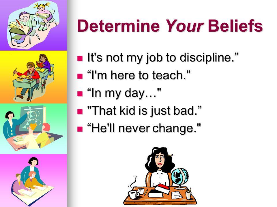 What is Behavior Management? Behavior management is a larger concept than discipline. Behavior management is a larger concept than discipline. Discipl