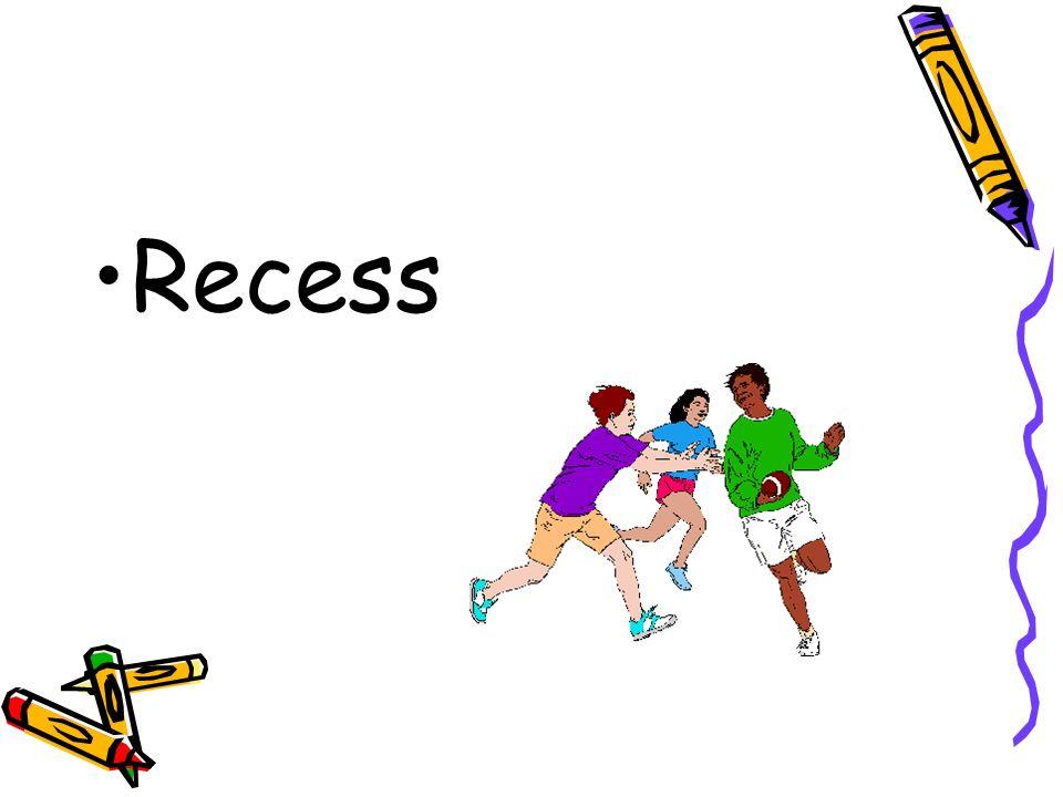 Special Activities: