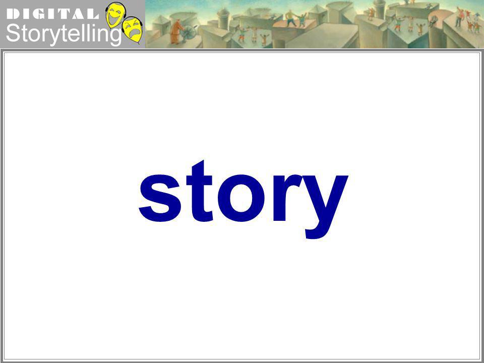 Digital Storytelling story