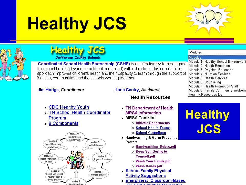 Healthy JCS Healthy JCS