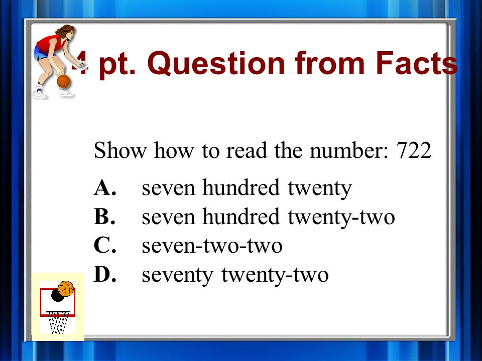 3 pt. Answer from Facts B.one thousand ninety-two