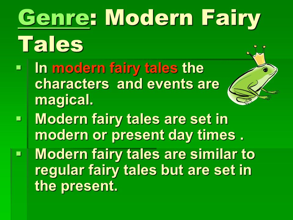 Study Skills Genre: Modern Fairy Tale Genre: Modern Fairy Tale Comprehension Skill: Authors purpose Comprehension Skill: Authors purpose Comprehension