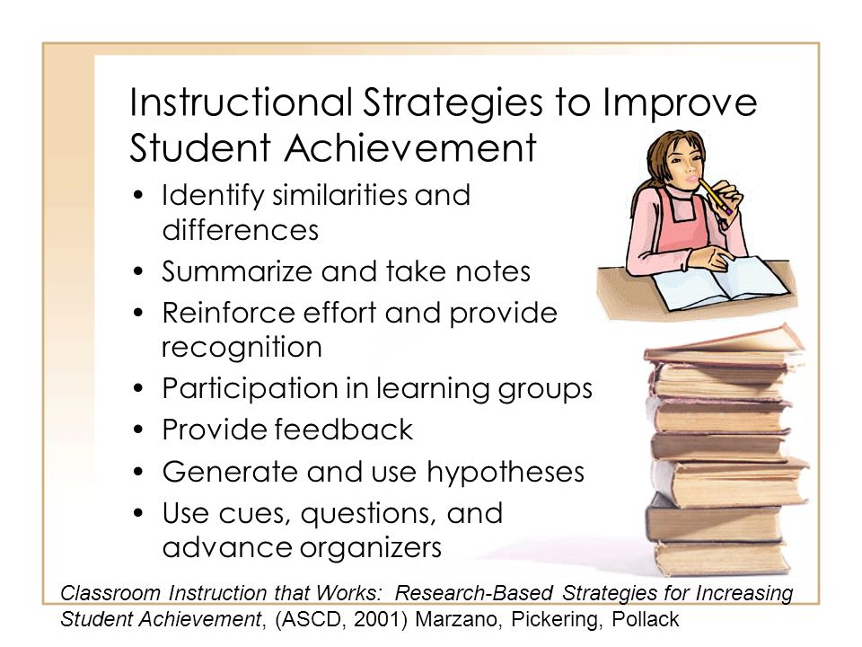 Marzanos Vocabulary Instruction Steps 2.Have Students Generate Their Own Descriptions, Explanations, or Examples Once a explanation has been provided to students they should be asked to restate that information in their own words.