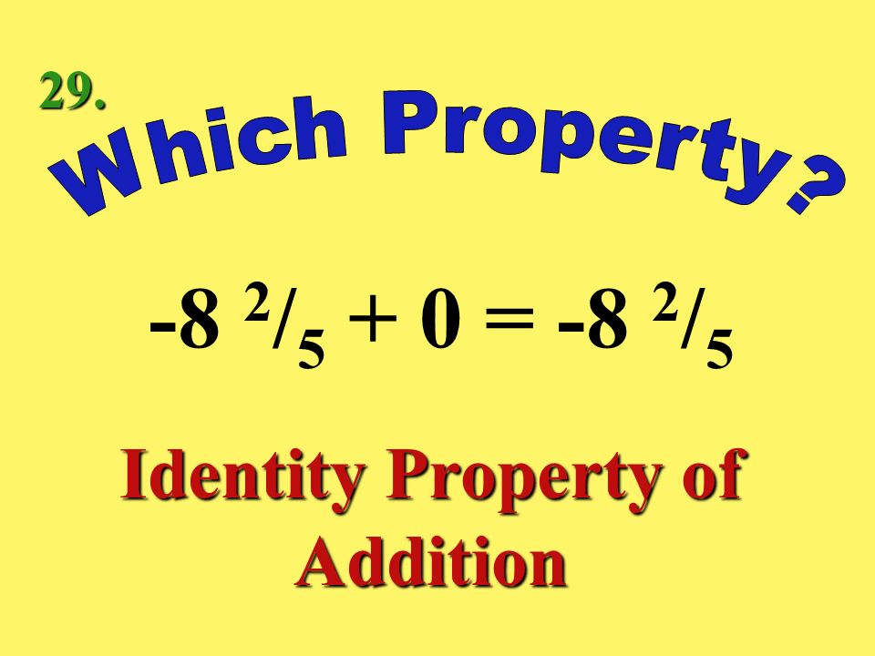 (fraction)(fraction) = fraction Closure Property 28.