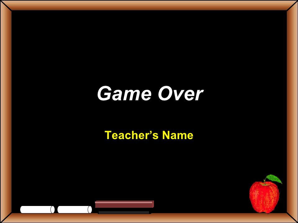 StudentsTeachers Game Board Write Your Final Challenge Wager Where on earth can thunderstorms occur almost every day? Final Challenge End Game TIMES U