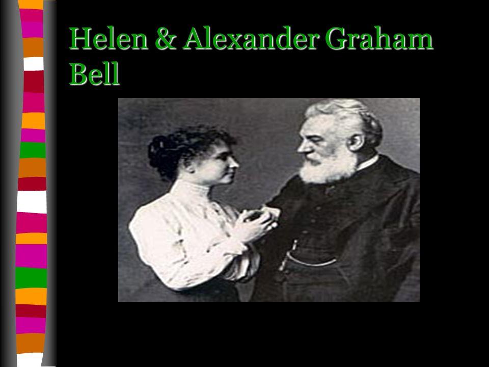 Helen & Alexander Graham Bell