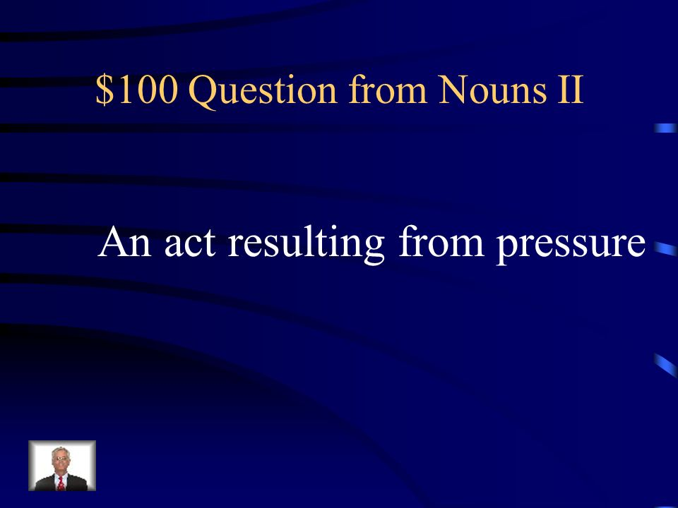 $500 Answer from Nouns I What is an atrocity?