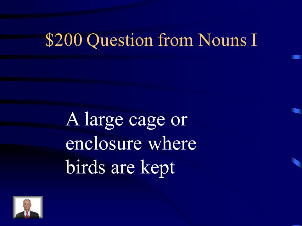 $100 Answer from Nouns I What is affluence?
