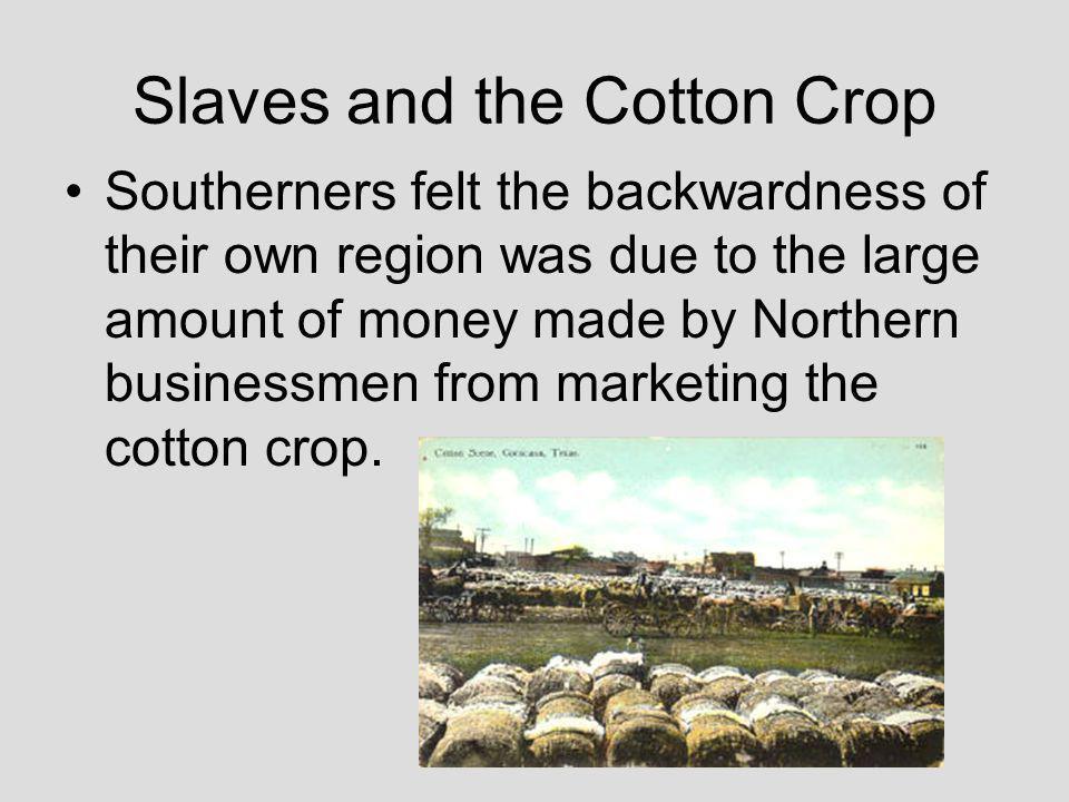 Slave States Free States Territories