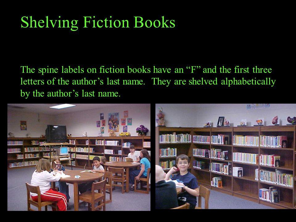 Talbott Elementary Library Shelving Guide By Joelene Goff