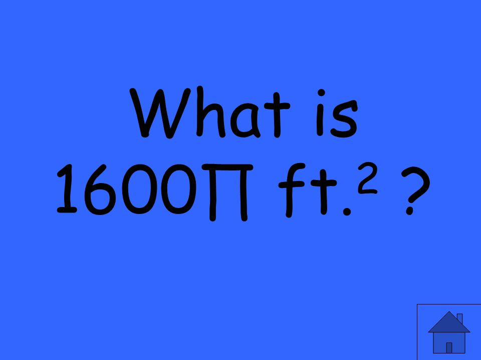 What is 1600 ft. 2