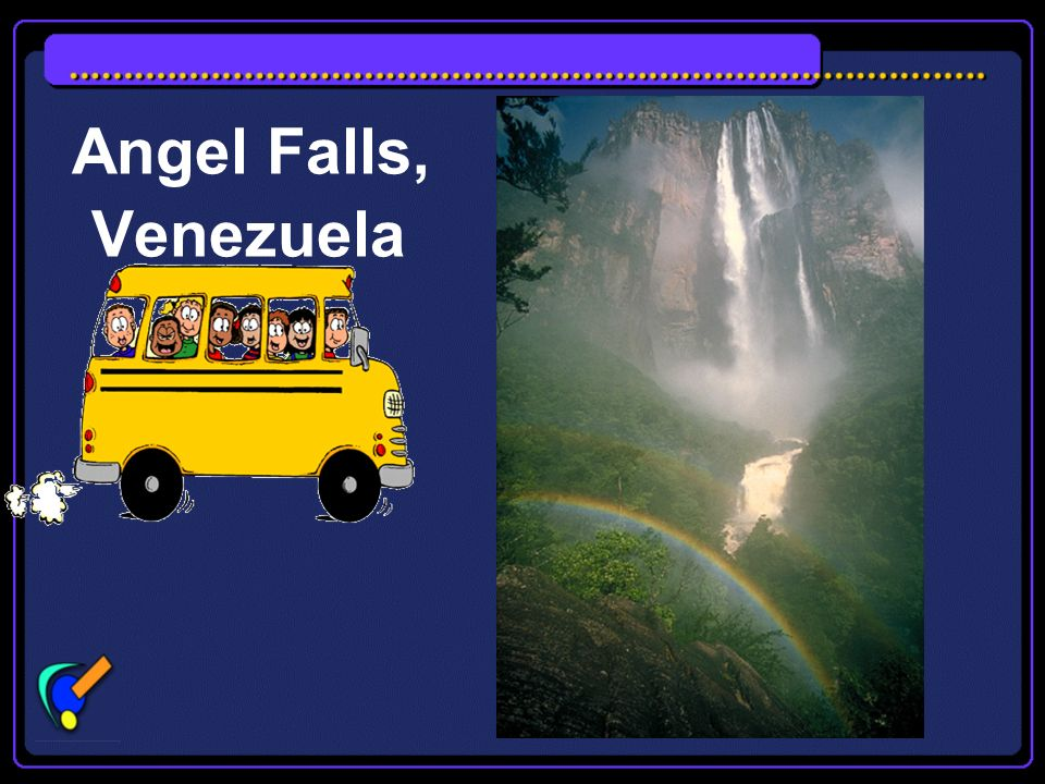 Angel Falls Angel Falls is located in Canaima National Park, Venezuela in a remote jungle. It is the highest waterfall in the world, more than twice t