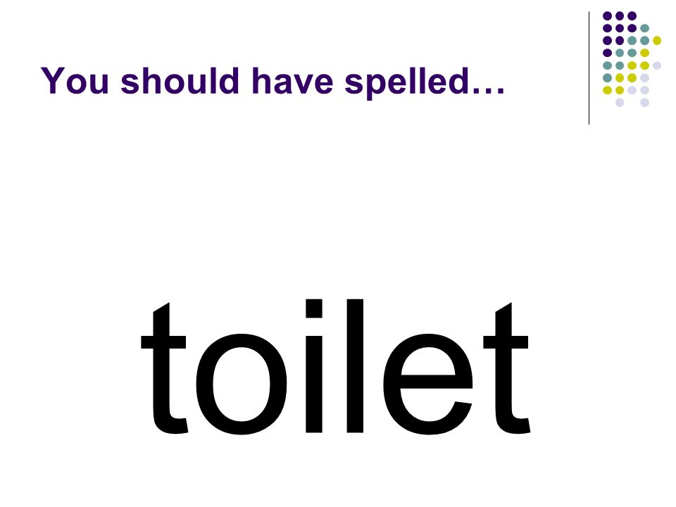 toil Add two letters to toil and make a word for commode.