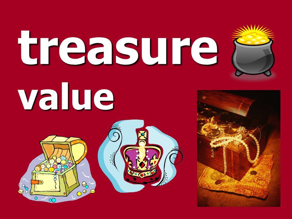 treasure value