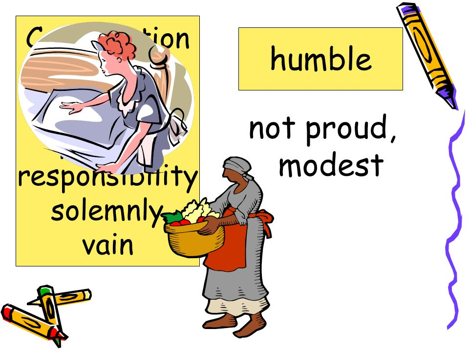 very great howling Constitution howling humble politics responsibility solemnly vain
