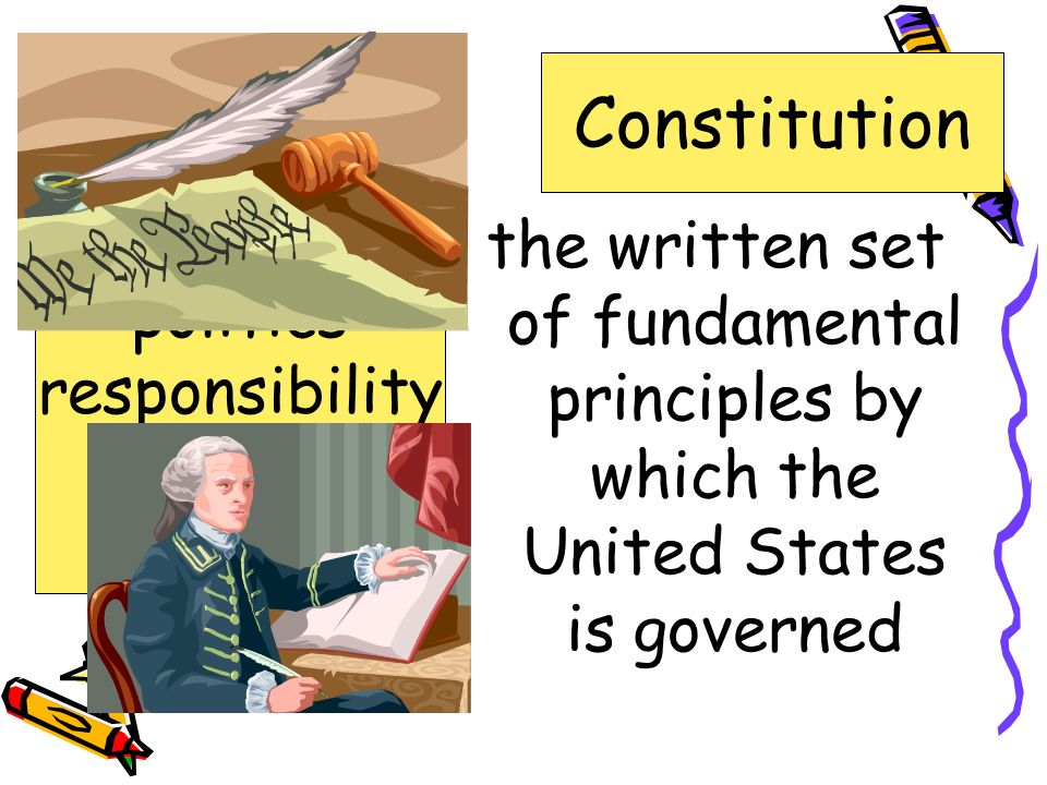 the work of government; management of public business politics Constitution howling humble politics responsibility solemnly vain