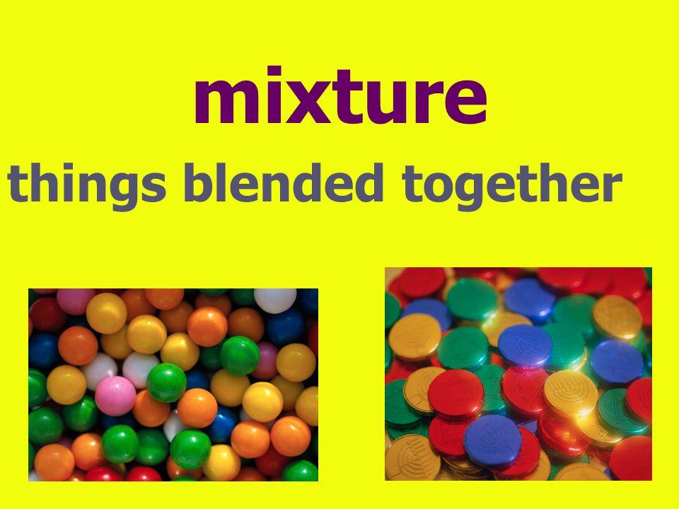 ingredients needed materials