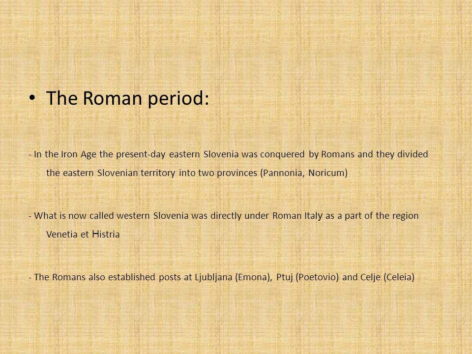 Pannonia Noricum Venetia et Histria