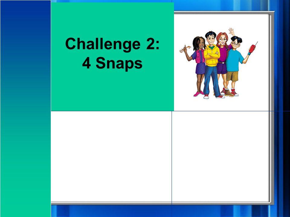 Score Board A Team Challenge: 2 3 4 5 The Winner B Team