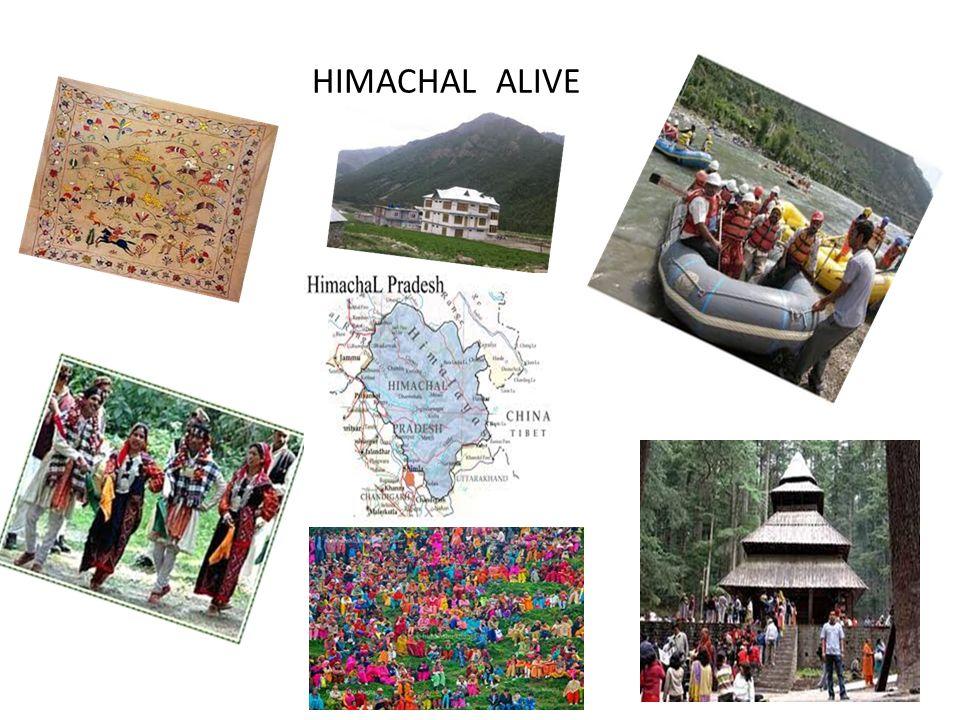HIMACHAL ALIVE