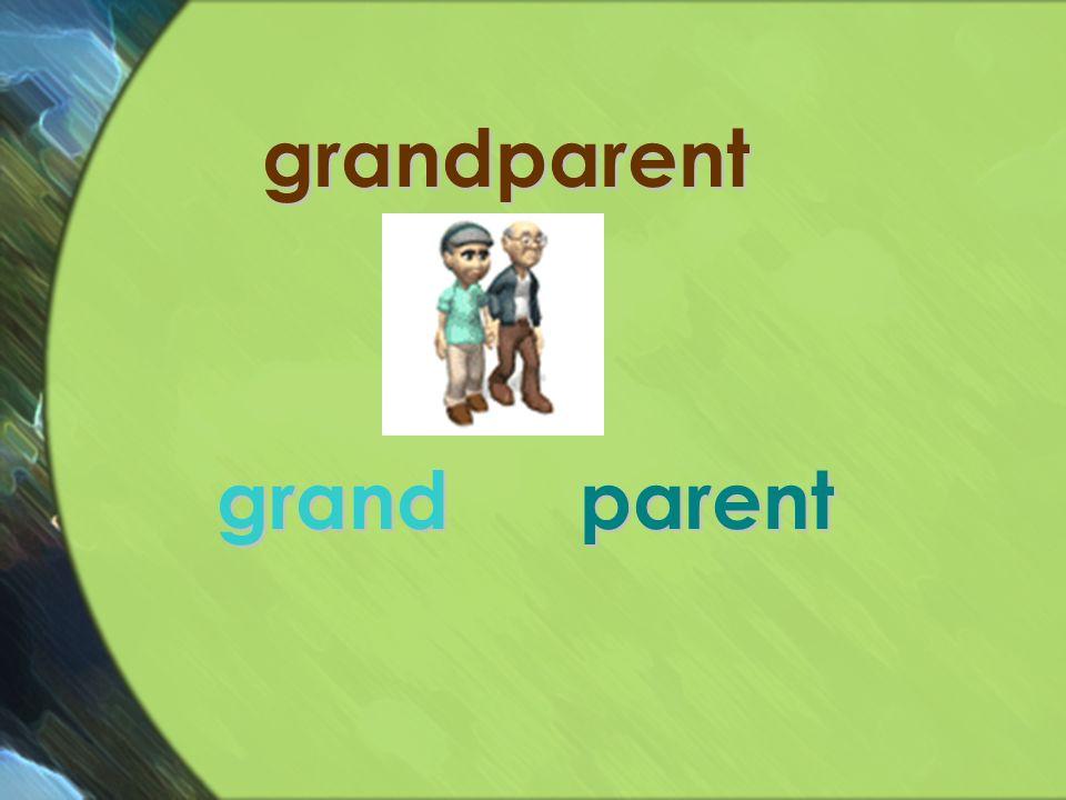 grandparent grandparent