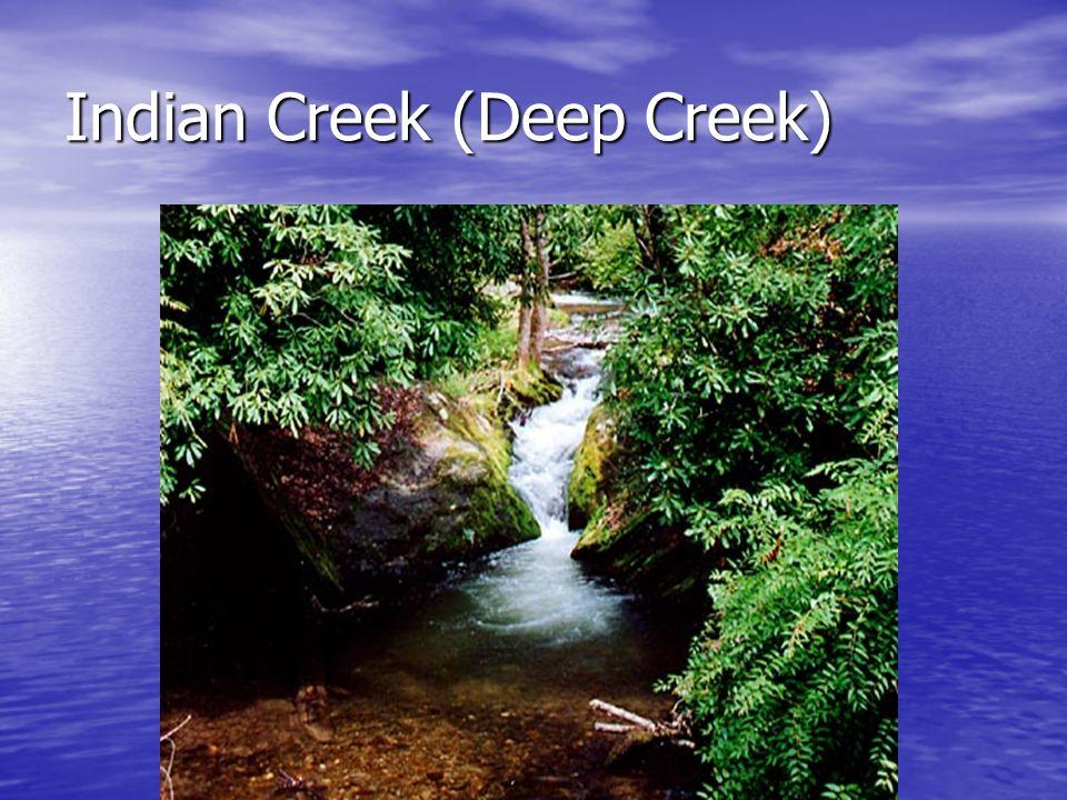 Indian Creek (Deep Creek)
