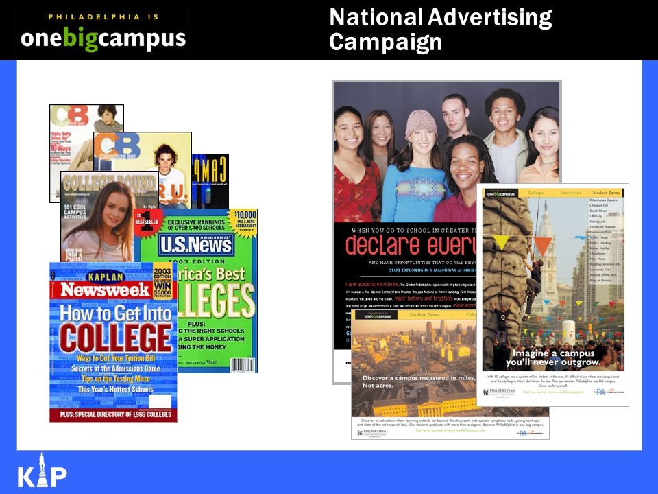 National Advertising Campaign