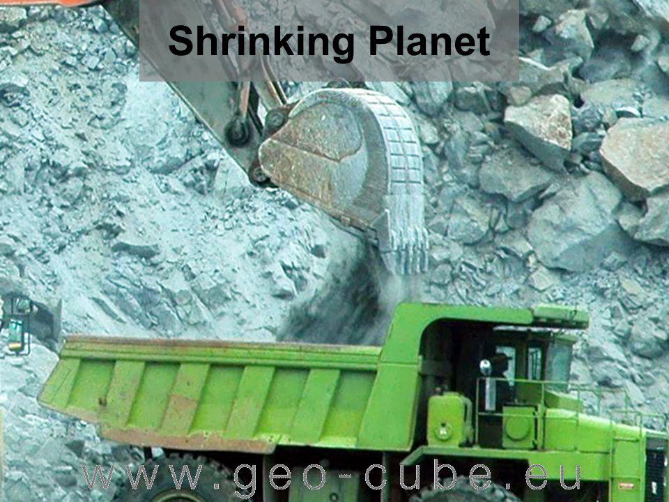 Shrinking Planet