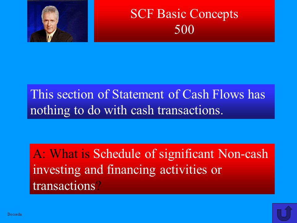 SCF Basic Concepts 400 A: What is Net Income? Major aim of Operating Activities Section of SCF is to convert this financial statement item from accrua